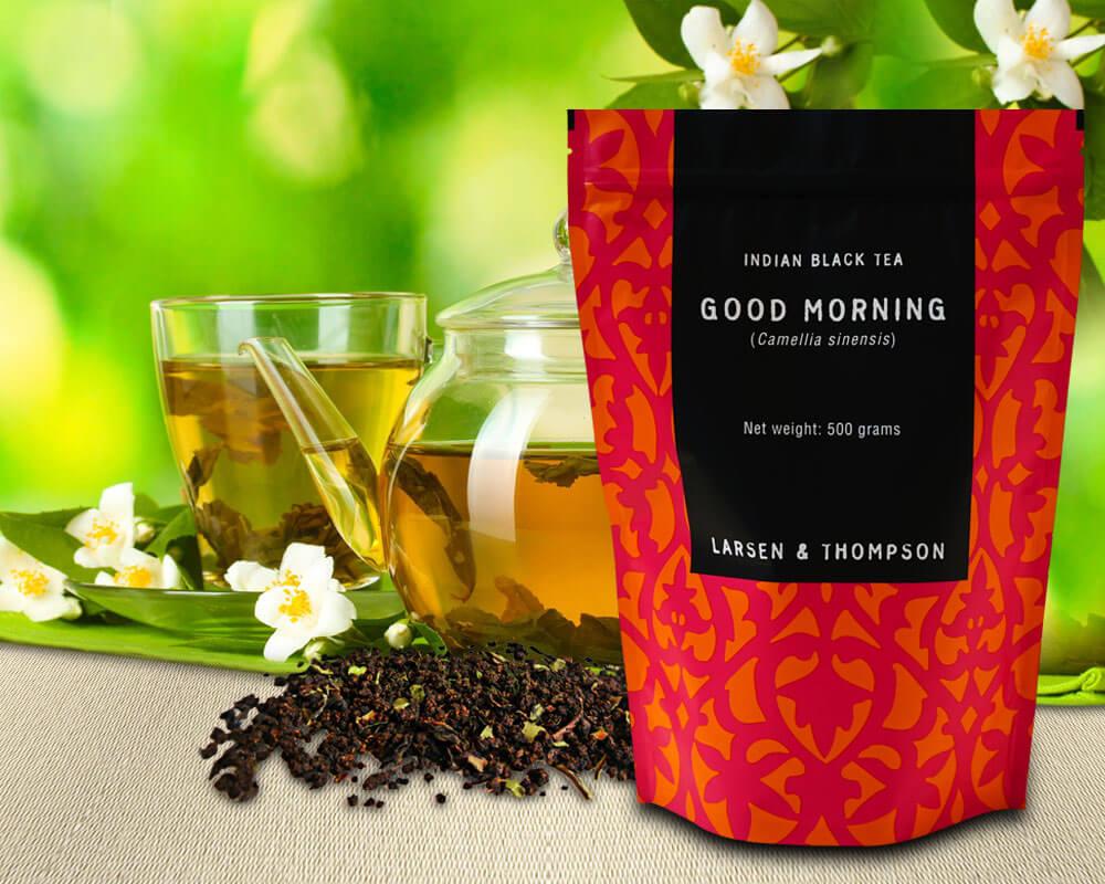 Embalagem De Chá