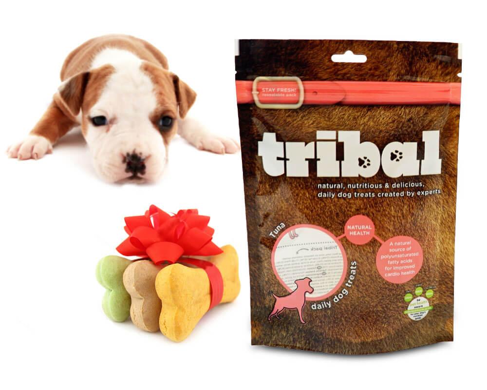 Embalagem para alimentos para animais