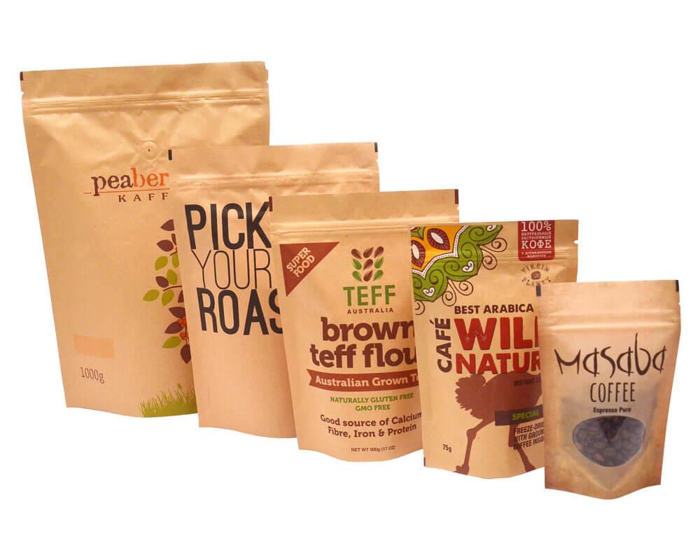 Embalagem biodegradável