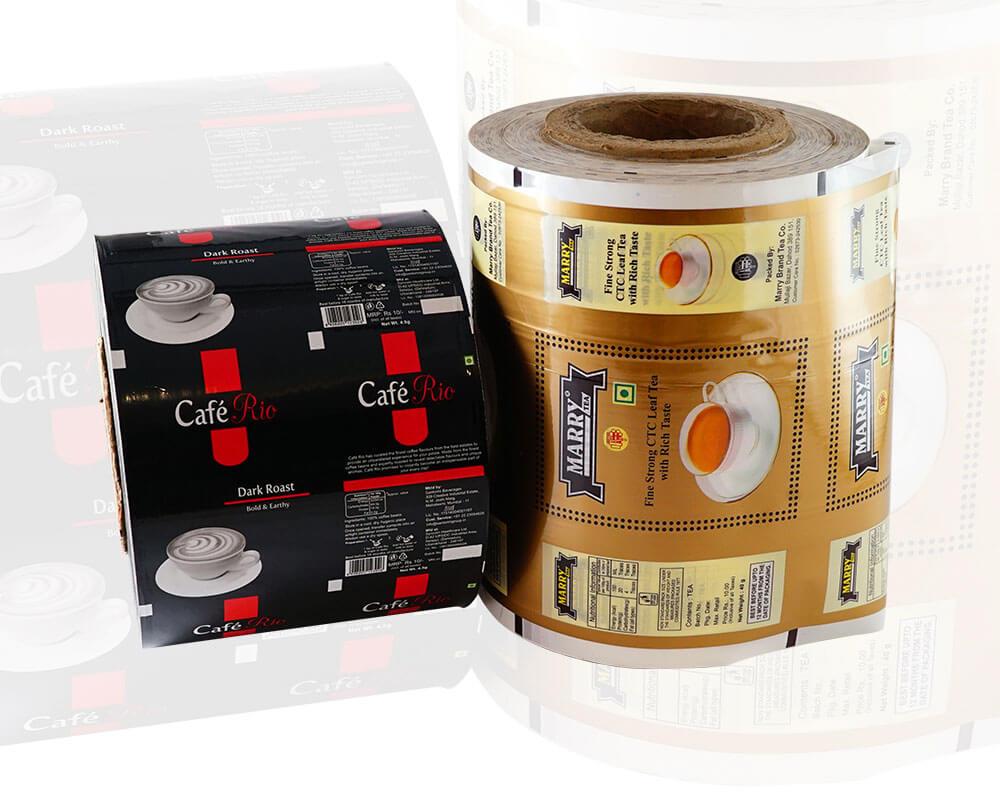 Sacos de embalagem de café