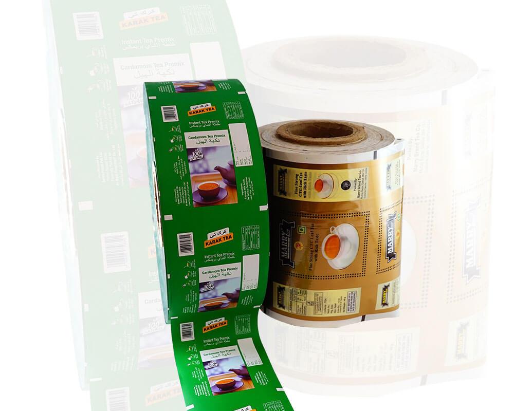 Embalagem orgânica